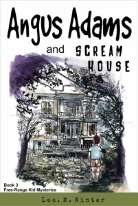 Angus Adams and Scream House