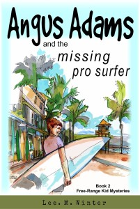 Angus Adams and the Missing Pro Surfer