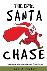 The Santa Chase Lee M Winter 600x900